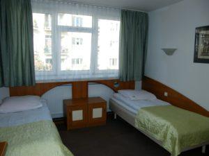 общежитие в варшавском государственном университете